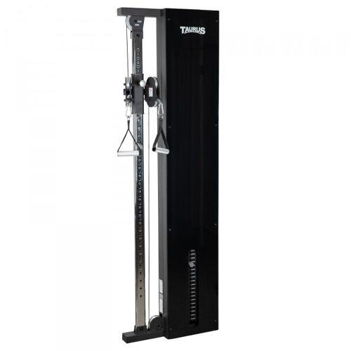 Taurus Design Line Kabelzug Single 67,5 kg graphite