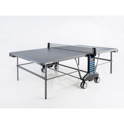 Kettler Tischtennisplatte Outdoor 4 Grau