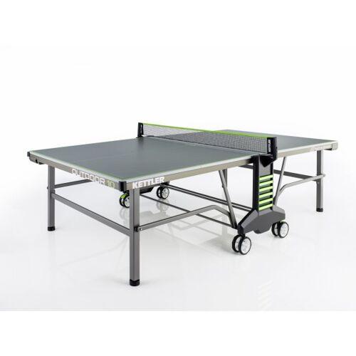 Kettler Tischtennisplatte Outdoor 10 umbra/grün
