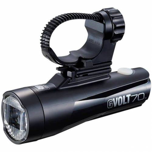 CATEYE Fahrradlampe GVolt 70 HL-EL551GRC, Fahrradlicht, Fahrradzubehör