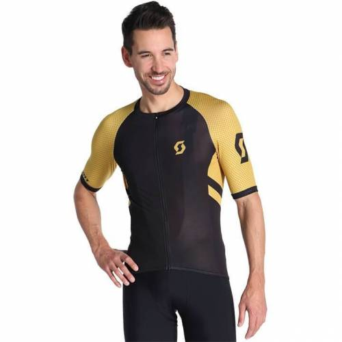 Scott RC Premium Climber Kurzarmtrikot, für Herren, Größe 2XL, Fahrrad