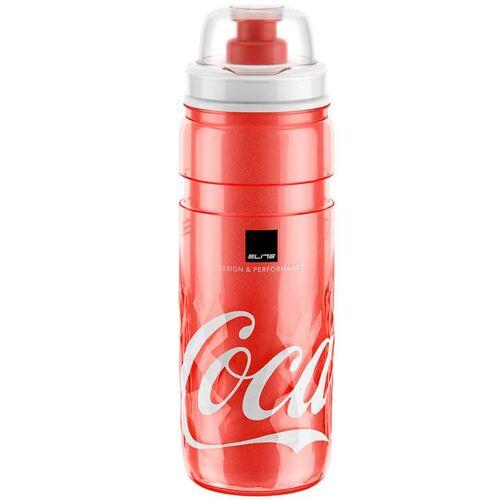 ELITE Thermoflasche Ice Fly Coca Cola 500 ml, Fahrradflasche, Fahrradz