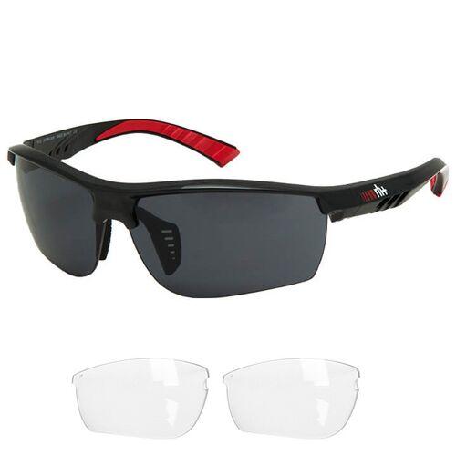 RH+ Brillenset Zero 2020 Brille, Unisex (Damen / Herren), Fahrradbrill