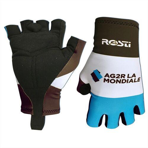 Rosti AG2R LA MONDIALE 2020 Handschuhe, für Herren, Größe L, Fahrrad Handsch
