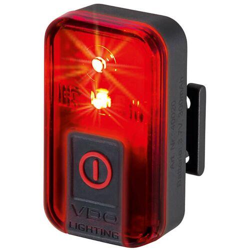 VDO ECO Light Red Rücklicht, Fahrradlicht, Fahrradzubehör