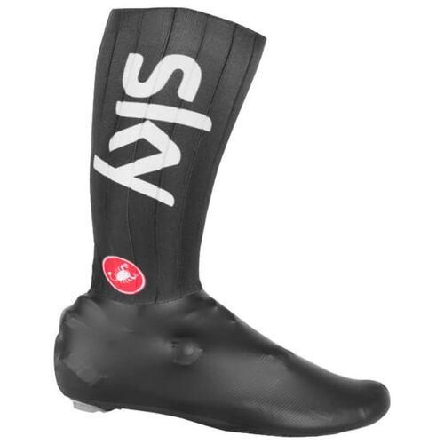 Castelli TEAM SKY Radüberschuhe 2019, für Herren, Größe M, Fahrradüberschuhe, F