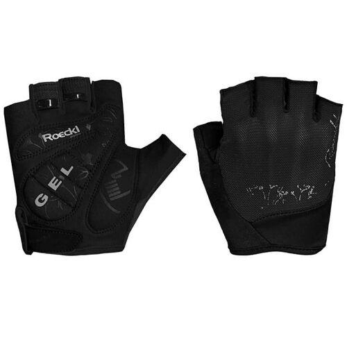 ROECKL Dovera Damen Handschuhe, Größe 6,5, Fahrradhandschuhe, Fahrradb