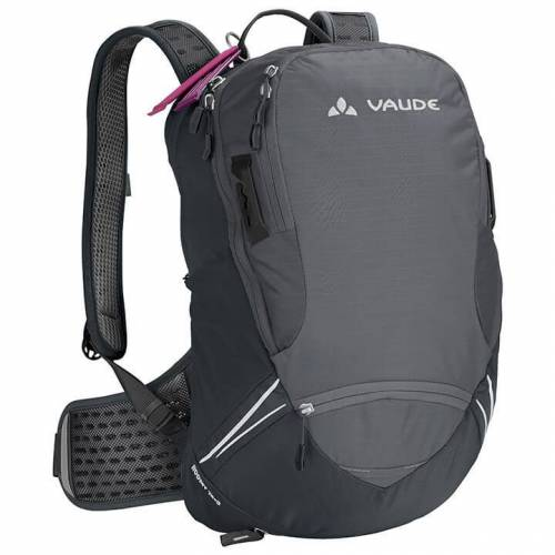 VAUDE Roomy 12+3 Radrucksack, Unisex (Damen / Herren), Fahrradrucksack