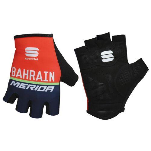Sportful BAHRAIN-MERIDA 2017 Handschuhe, für Herren, Größe L, Fahrrad Handschuh