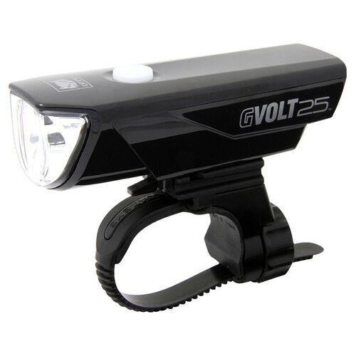 CATEYE Fahrradlampe GVolt 25 HL-EL360GRC, Fahrradlicht, Fahrradzubehör