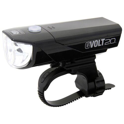 CATEYE Fahrradlampe GVolt 20RC HL-EL350GRC, Fahrradlicht, Fahrradzubeh