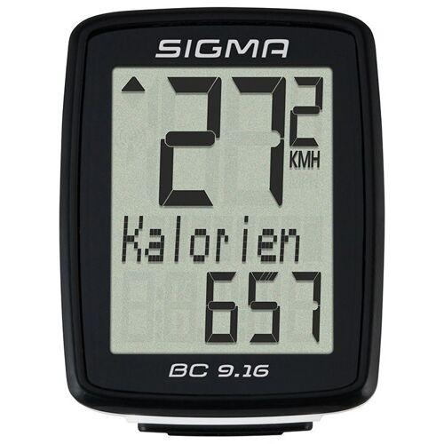 Sigma BC 9.16 Radcomputer, Fahrradcomputer, Fahrradzubehör