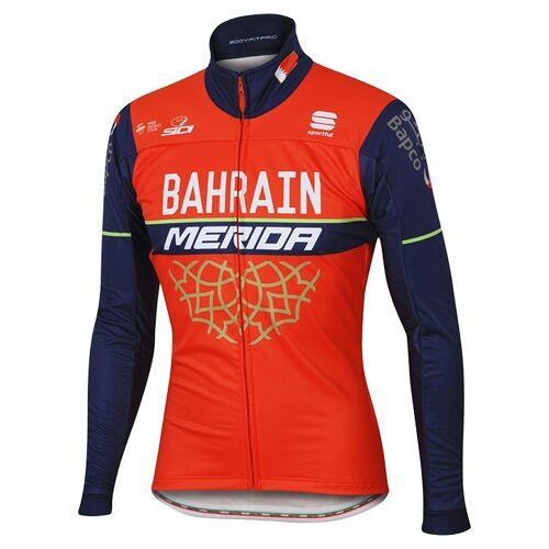 Sportful BAHRAIN-MERIDA 2017 Winterjacke, für Herren, Größe S, Fahrradjacke, Fa