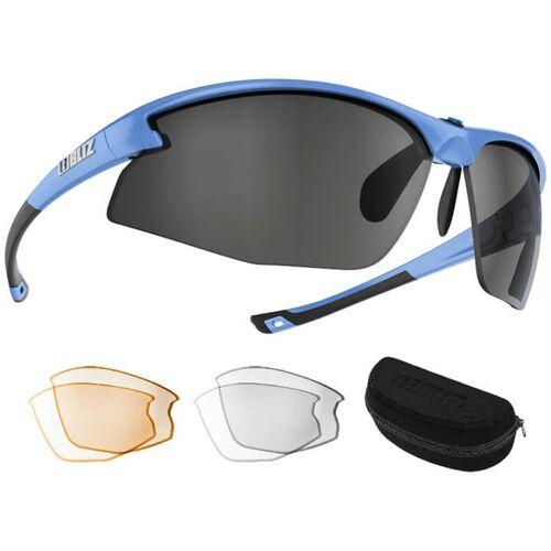 BLIZ Brillenset Motion+ Brille, Unisex (Damen / Herren), Fahrradbrille