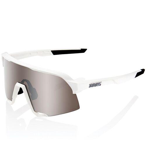 100% Brillenset S3 matt Brille, Unisex (Damen / Herren), Fahrradbrille