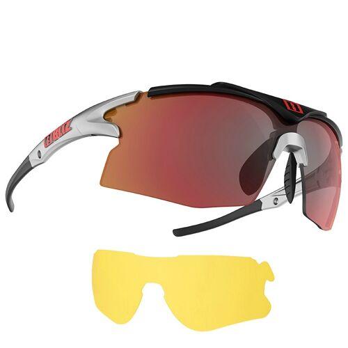 BLIZ Brillenset Tempo Brille, Unisex (Damen / Herren), Fahrradbrille,