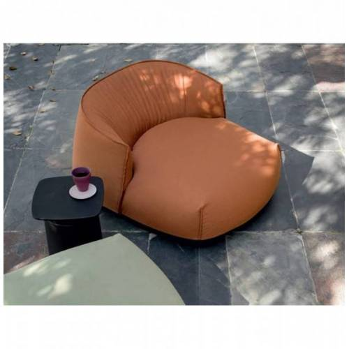 Kristalia BRIONI Outdoor Loungesessel groß