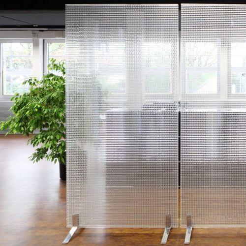 Rossoacoustic CP30 Akustikstellwand Virusschutzwand Stellwand 90 cm Breite