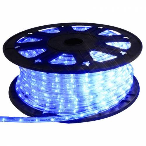 Lichtschlauch ROPELIGHT LED   Outdoor   1620 LED   45,00m   Blau