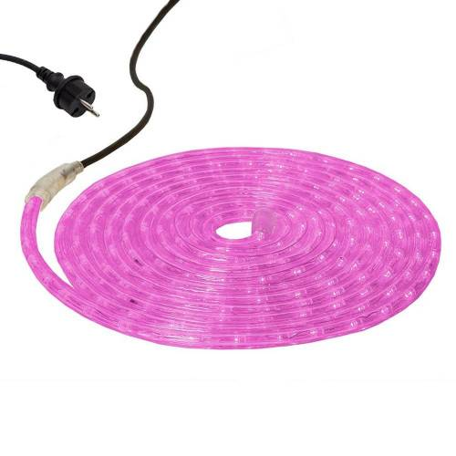 Lichtschlauch ROPELIGHT FLEX LED   Outdoor   216 LED   6,00m   pink