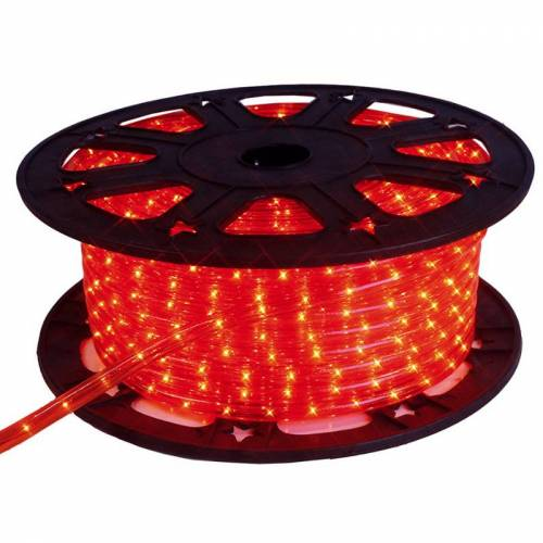 Lichtschlauch ROPELIGHT LED   Outdoor   1620 LED   45,00m   Rot