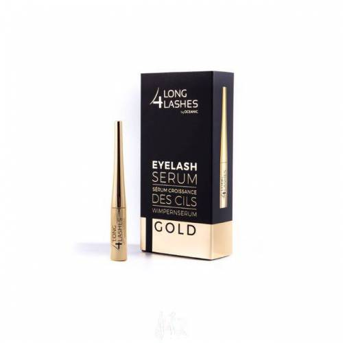 Oceanic Long4Lashes Gold Eyelash Wimpernserum 4 ml