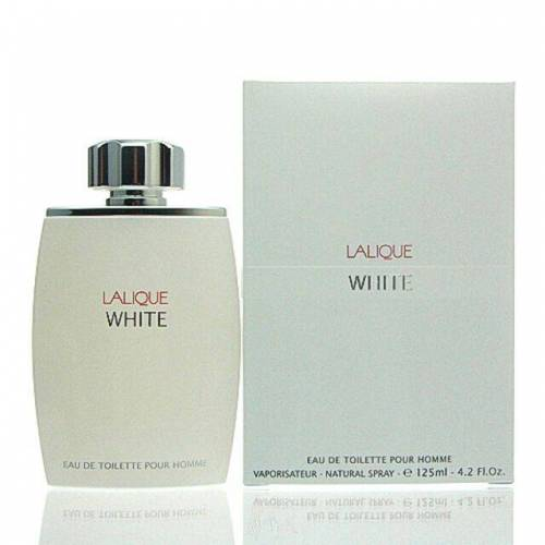 Lalique White pour Homme Eau de Toilette 125 ml