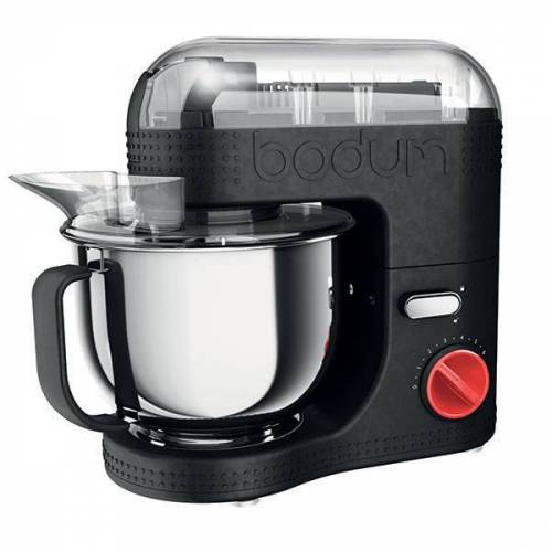 Bodum BISTRO Elektrische Küchenmaschine, 4.7 l Schwarz