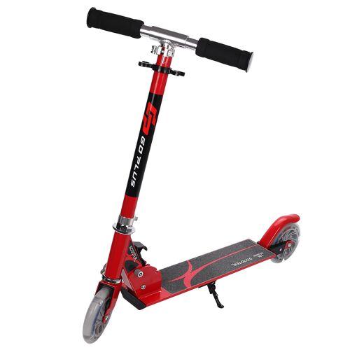 Costway Scooter Roller Tretroller Kinderroller Cityroller klappbar bis 70KG