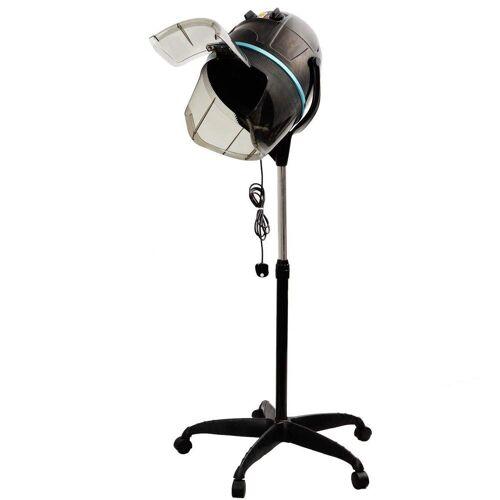 Costway Profi Haartrockner Trockenhaube Haartrockenhaube Salon Friseur Standfuß Höhenverstellbar