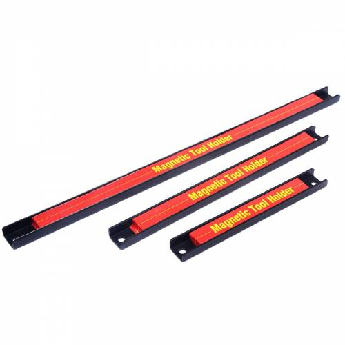 Costway 3tlg. Magnetleiste Werkzeugleiste Magnet Werkzeughalter Halterung Werkzeug