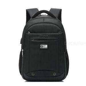 Große Kapazität Dauerhaft Schulranzen Rucksack Wasserdicht Nylon Reisetasche Mit USB-Ladeanschluss Für Studenten Männer Frauen