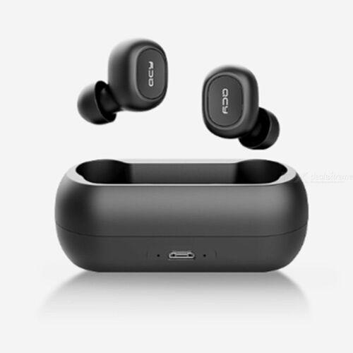 QCY T1 TWS Earphones Bluetooth Wireless Sport HiFi In-Ear Stereo Headphone