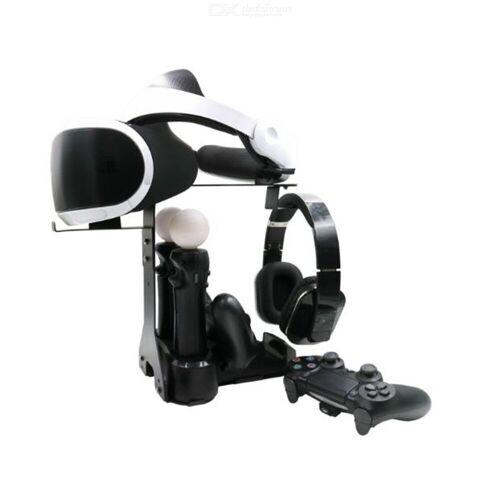 Ladestation Und Ausstellungsstand Für Playstation VR, PS Move-Motion Controller, PS4 Controllern