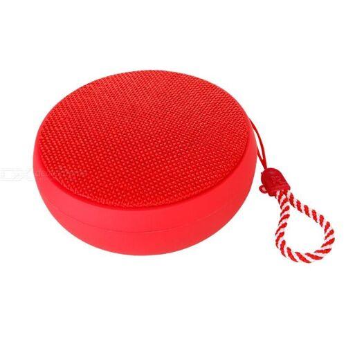 Q9 Bluetooth Wireless Speaker Fabric Art Mini Portable Bluetooth Speaker Outdoor Speaker with Extra Bass Build-in Microphone