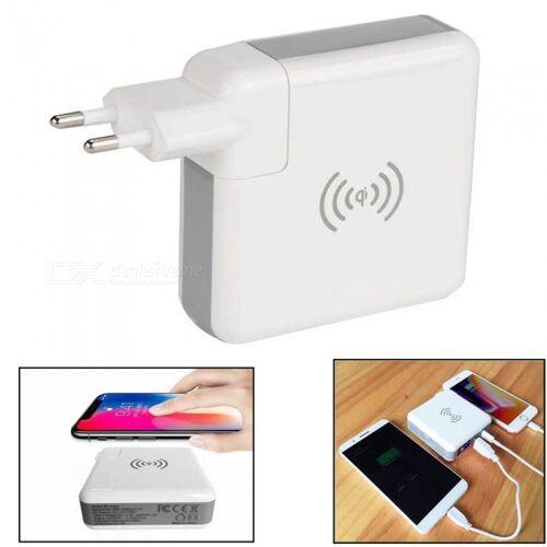 3-in-1 Wireless-Handy USB-Ladegerät Adapter Power Bank