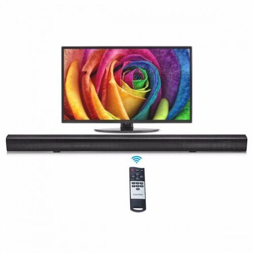 Bluetooth-TV-Soundbar-Lautsprecher Wireless-Echo-Wand Heimkino-Soundbar Schwarz / Lautsprecher