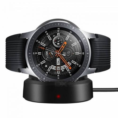 Wireless Quickly Charging Power Source Charger For Samsung Galaxy Watch 46/42mm
