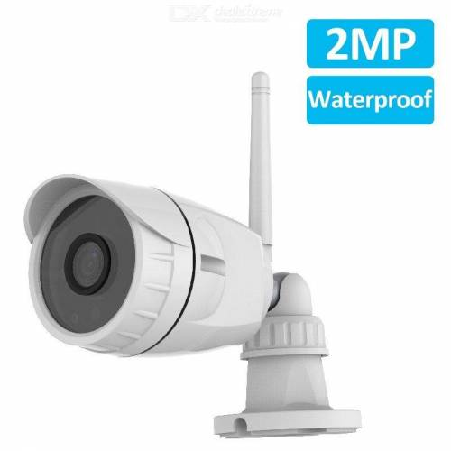GOFORAY C17S Outdoor Security Camera 1080P 2MP FHD Waterproof Home Surveilance Wireless WiFi IP Camera