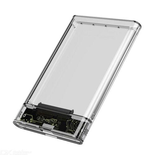 Toolfree USB 3.1-Festplattengehäuse Ultraschnelles Festplattengehäuse Des Typs C Für 2,5-Zoll-Festplatten