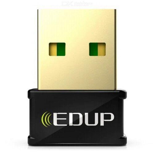 EDUP USB-Netzwerkadapter 1300M 11AC Drahtlose 2.4G / 5.8G Dual-Band-WLAN-Adapter