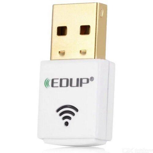 EDUP Mini 11AC 600Mbps Wireless-USB-WiFi-Adapter - Weiß