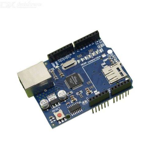 Network Ethernet Lan Shield Module Board W5100 For Arduino UNO Mega