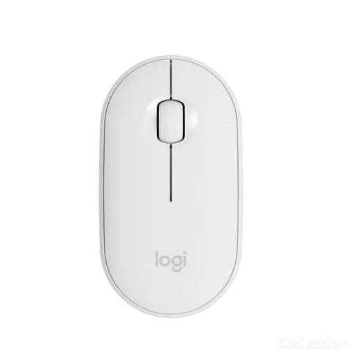 Logitech Pebble M350 Wireless Mouse Bluetooth Wireless Mice With USB Receiver And Bluetooth Connection