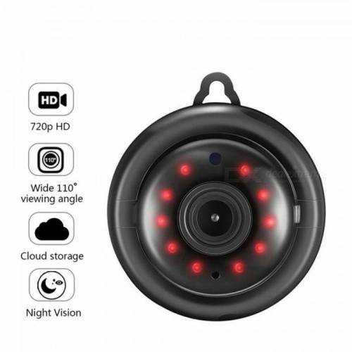 ESAMACT DG-MYQ 2.1mm Objektiv 720P Wireless Mini WIFI Nachtsicht Smart Home Security IP-Kamera Onvif-Monitor Babymonitor