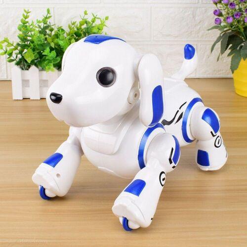 Intelligente Fernbedienung Roboterhund Rock II Berührungssensor / Fernbedienung Programmierung Puzzle Fernbedienung Spielzeug