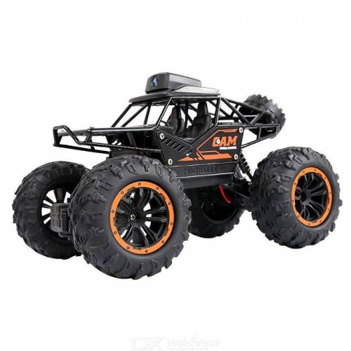 2.4GHz RC Climbing Car With Wireless WIFI HD Camera Long Range Remote Control Mini Off-Road Truck