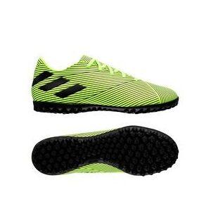 Adidas Nemeziz 19.4 TF Uniforia - Signal Green/Schwarz/Blau