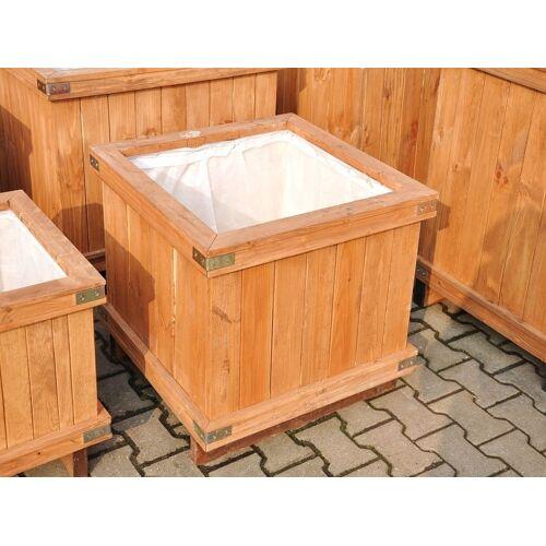 Holzkübel 70x70x50