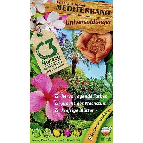 Spezial-Dünger für mediterrane Pflanzen (1,5kg)